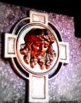 Głubczyn cmentarz - detal