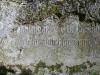 Pomnik poległych podczas I wojny w Augustowie  - fragment tablicy - fot. Warcisław Machura